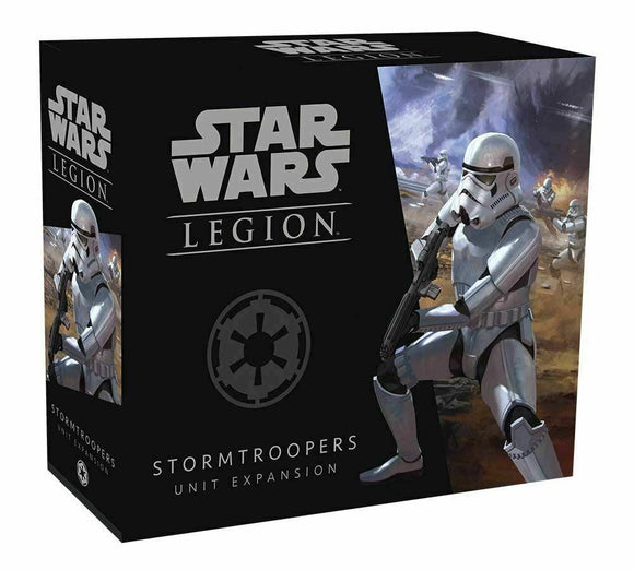 Discount Star Wars Legion Stormtroopers Unit Expansion - West Coast Games