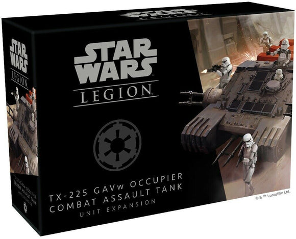 Discount Star Wars Legion TX-225 GAVw Occupier Combat Assault Tank Unit Expansion - West Coast Games