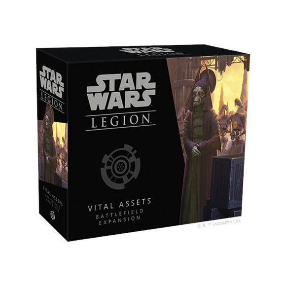 Discount Star Wars Legion Vital Assets Battlefield Expansion - West Coast Games