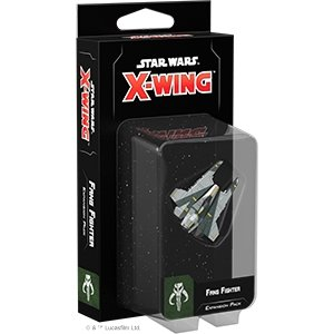 Discount Star Wars X-Wing Second Edition Fang Fighter Expansion Pack - West Coast Games
