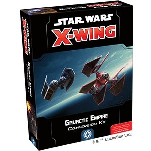 Discount Star Wars X-Wing Second Edition Galactic Empire Conversion Kit - West Coast Games