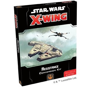 Discount Star Wars X-Wing Second Edition Resistance Conversion Kit - West Coast Games