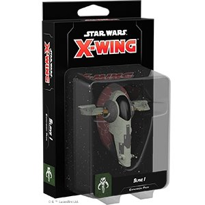 Discount Star Wars X-Wing Second Edition Slave I Expansion Pack - West Coast Games