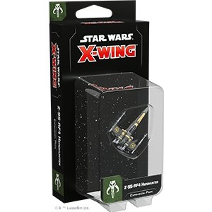 Discount Star Wars X-Wing Second Edition Z-95-AF4 Headhunter Expansion Pack - West Coast Games