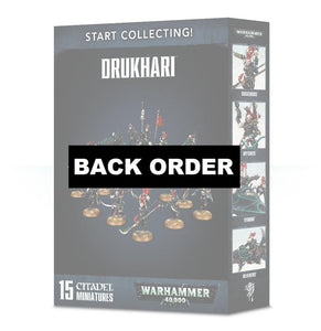 Discount Start Collecting! Drukhari - West Coast Games