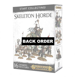 Discount Start Collecting! Skeleton Horde - West Coast Games