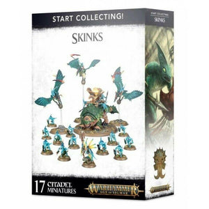 Discount Start Collecting! Skinks - West Coast Games