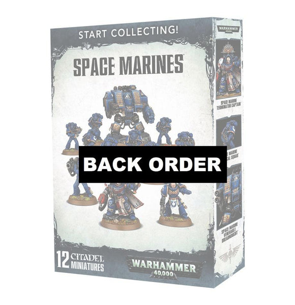 Discount Start Collecting! Space Marines - West Coast Games