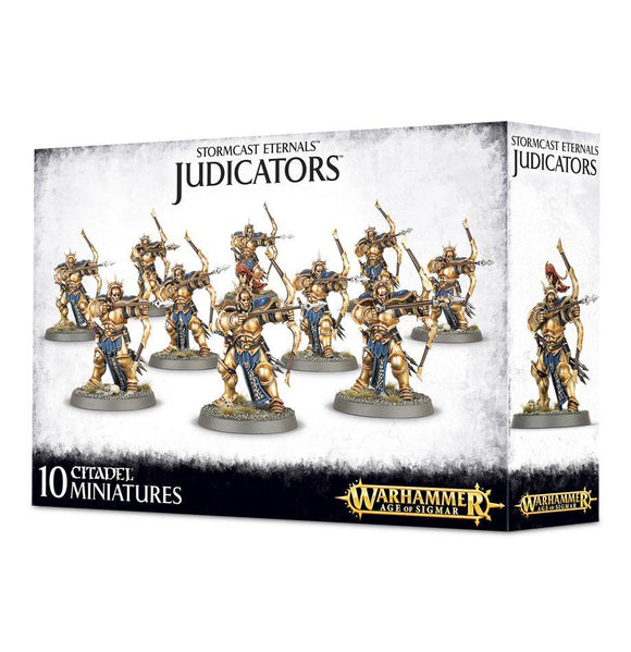Discount Stormcast Eternals Judicators - West Coast Games