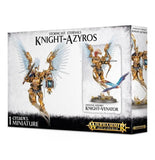Discount Stormcast Eternals Knight Azyros - West Coast Games
