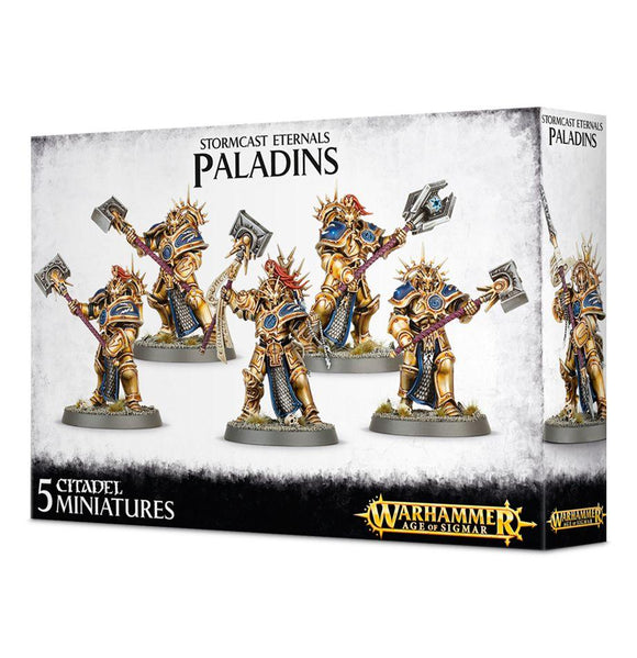 Discount Stormcast Eternals Paladins - West Coast Games