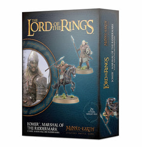 Discount The Lord of the Rings Eomer, Marshal of the Riddermark - West Coast Games