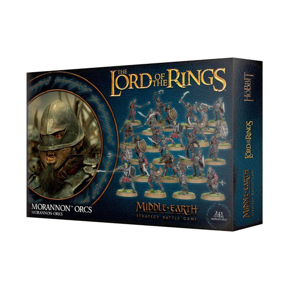 Discount The Lord of the Rings Morannon Orcs - West Coast Games