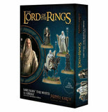 Discount The Lord of the Rings Saruman the White & Grima - West Coast Games