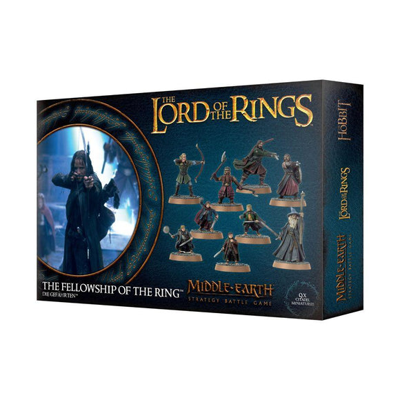 Discount The Lord of the Rings The Fellowship of the Ring - West Coast Games