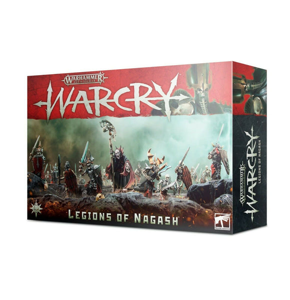 Discount Warcry: Legions of Nagash - West Coast Games