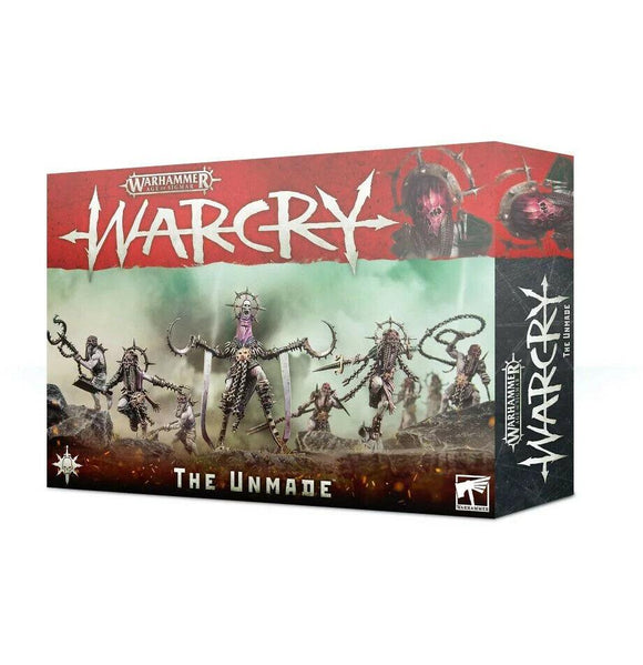 Discount Warcry The Unmade - West Coast Games