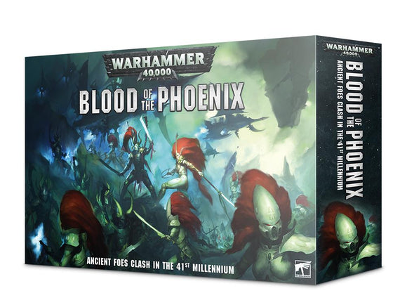Discount Warhammer 40,000: Blood Of The Phoenix - West Coast Games