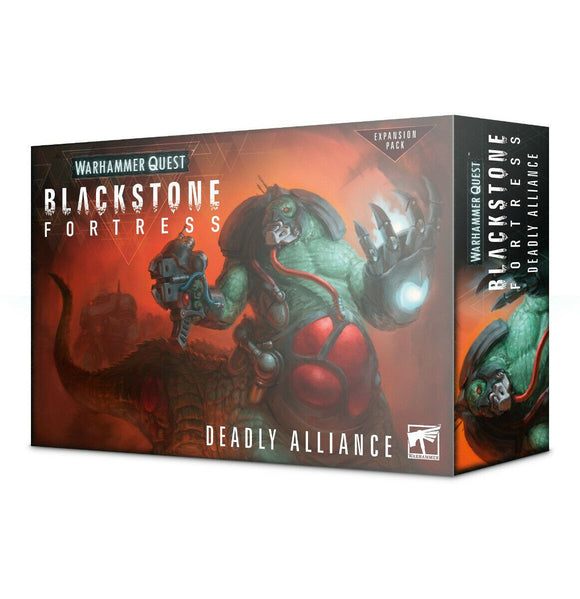 Discount Warhammer Quest: Blackstone Fortress – Deadly Alliance - West Coast Games