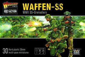 Discount Warlord Games Bolt Action Waffen-SS - West Coast Games