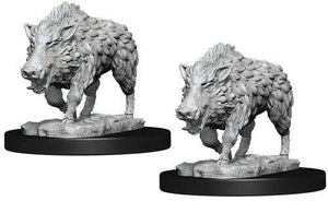 Discount WizKids Deep Cuts Miniatures Wild Boar - West Coast Games