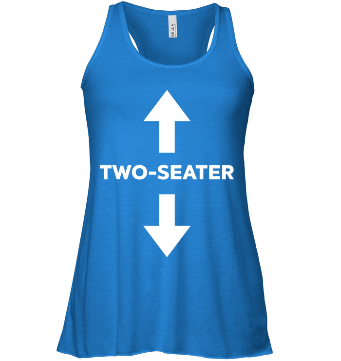 Two Seater Funny T-shirt
