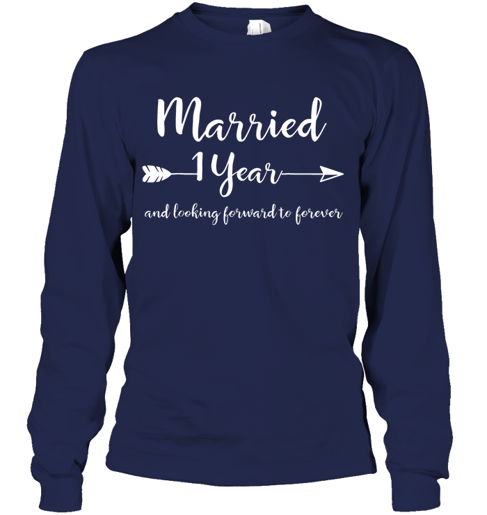 First Wedding Anniversary T-Shirt