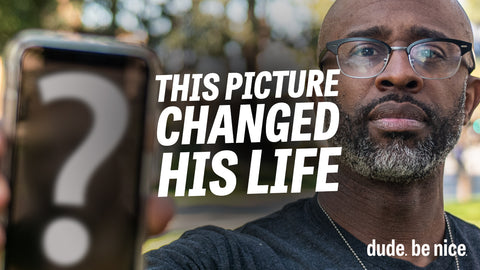 People's Pictures: THIS PICTURE CHANGED HIS LIFE!