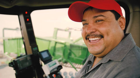 Inspiring potato farmer gets unexpected celebration