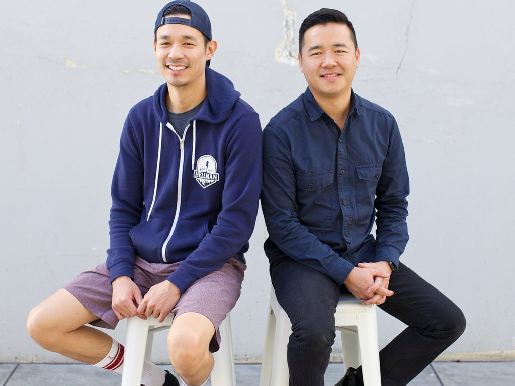 Meet Jason+David of Local Fixture