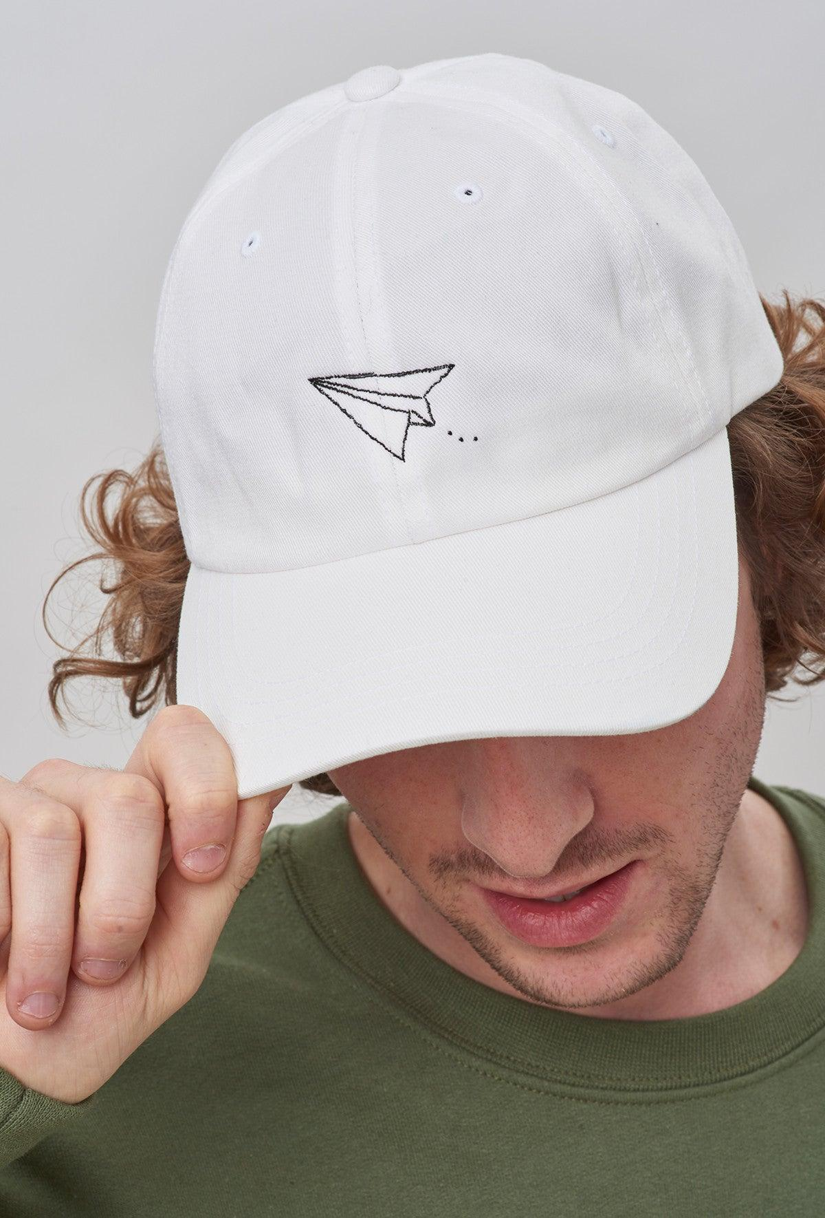 Paper Airplane Hat
