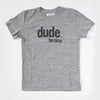 New Classic Heather Grey Tee