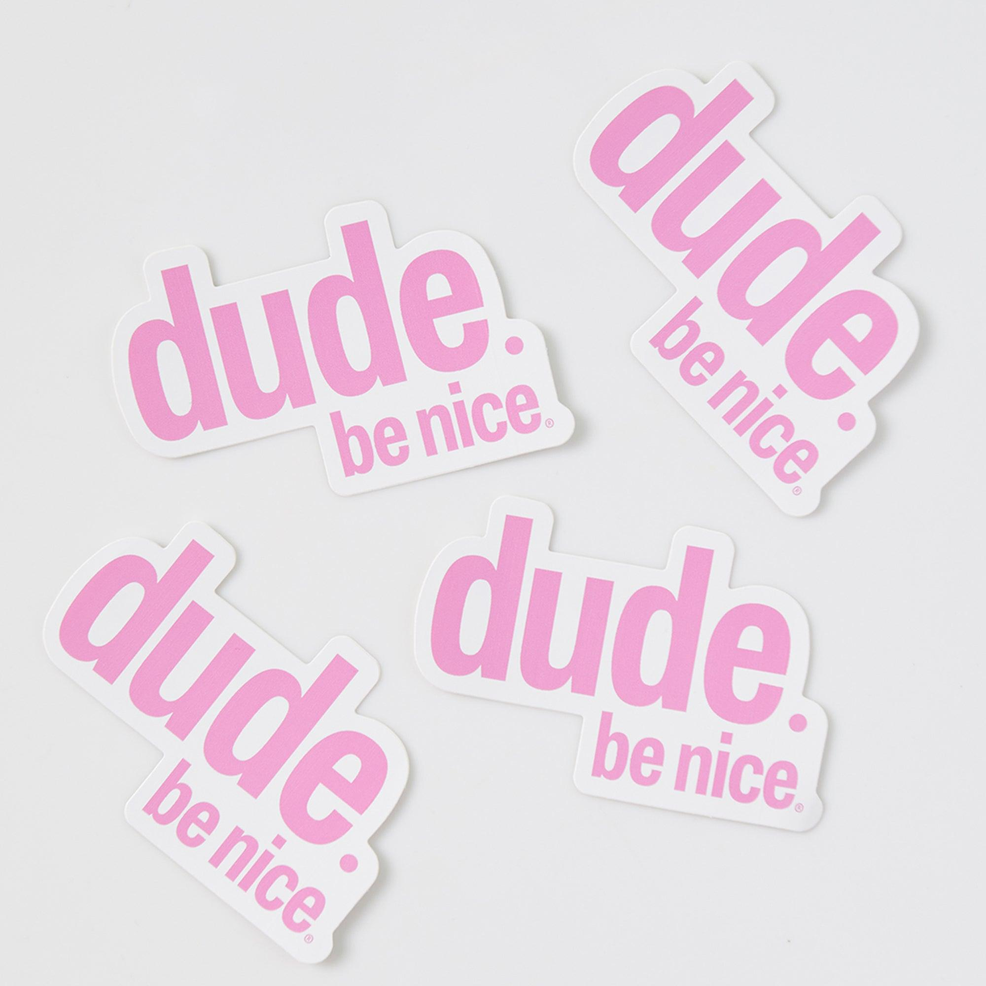 Sticker 10 Pack (Dusty Rose)