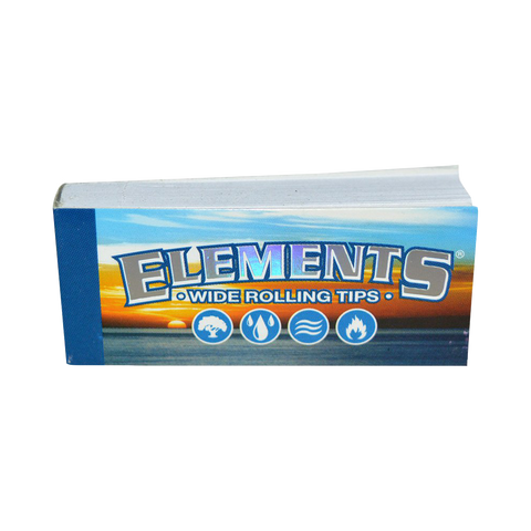 Elements Wide Rolling Tips