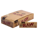 Raw Classic 1 1/4 Natural Unrefined Rolling Paper