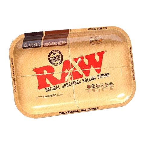 Raw Rolling Tray Mini Storage Plate