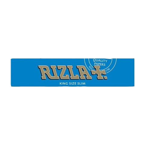Rizla Blue King Size Slim Quality Rolling Paper