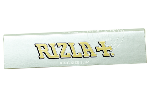 Rizla Silver King Size Slim Quality Rolling Paper
