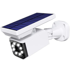 Fake Camera 20LED Light Solar Motion Sensor Light Outdoor IP66 Waterproof