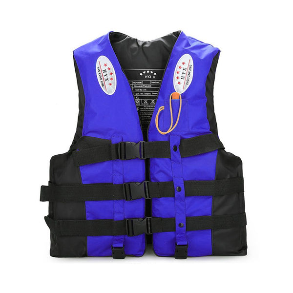 Life Jacket Vest Swimming Kids & Adult Fully Enclosed Safety Water Sport