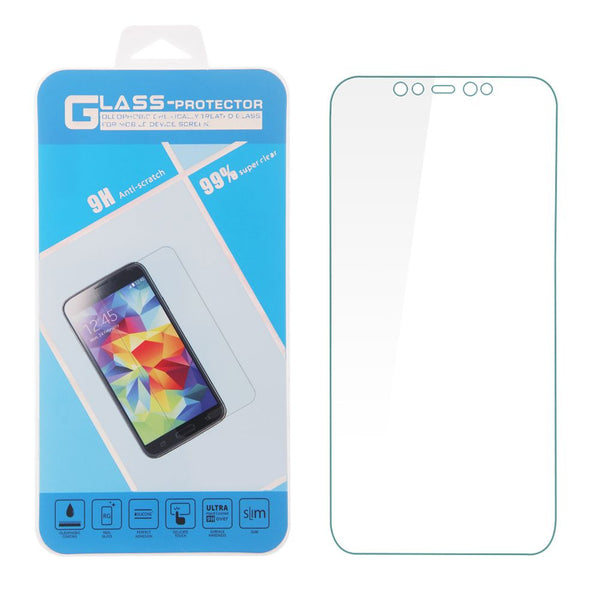 9H Premium Screen Protector Guard Tempered Glass Protective Film For Xiaomi MI 8