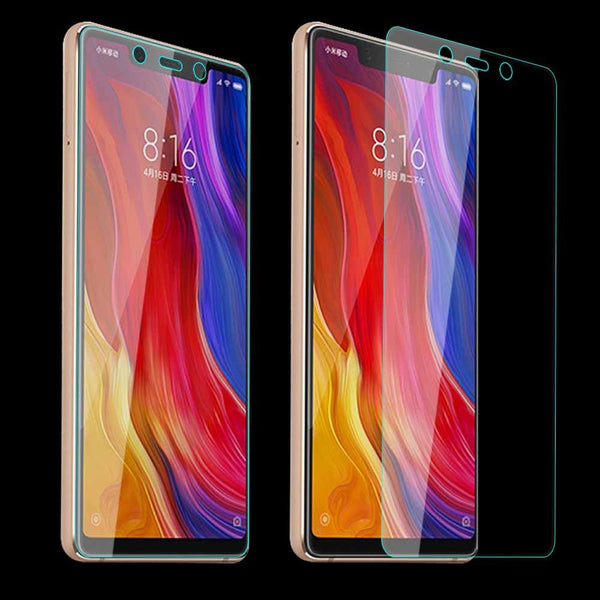 HD Clear Tempered Glass Screen Protector For Xiaomi Mi 8 SE