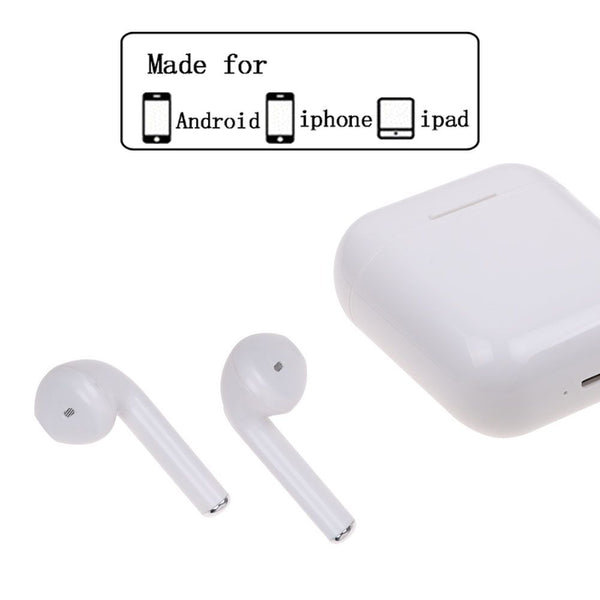 Wirelss F10 TWS Bluetooth 4.2 Earbuds Earphone Headset Universal For Smart Phones