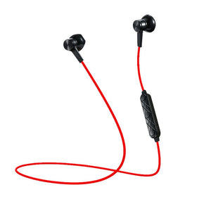 i8 SMT Wireless Bluetooth Earphones Headphones Headset Hanging neck sprots