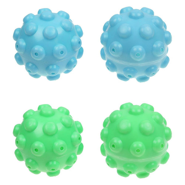 2X Wrinkle Remover Laundry Ball Releasing Dryer Balls Fabric Softening