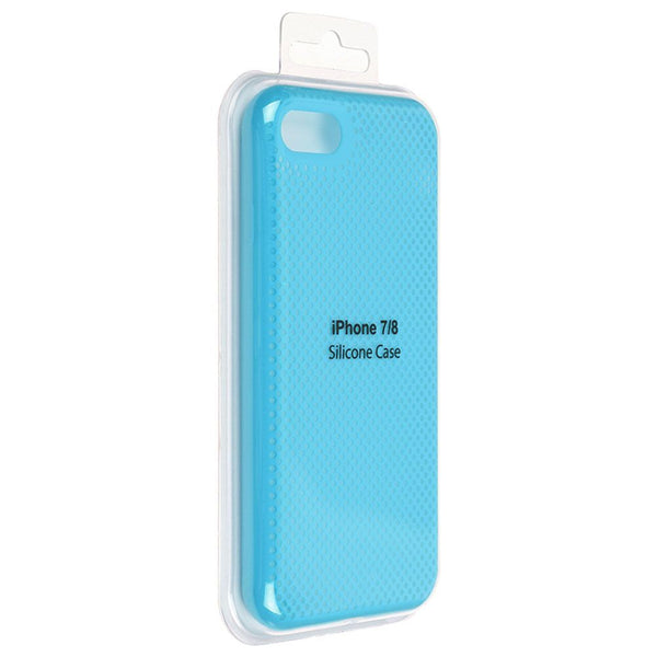 Shockproof Silica Gel Slim Case Back Cover Skin For IPHONE 7/8