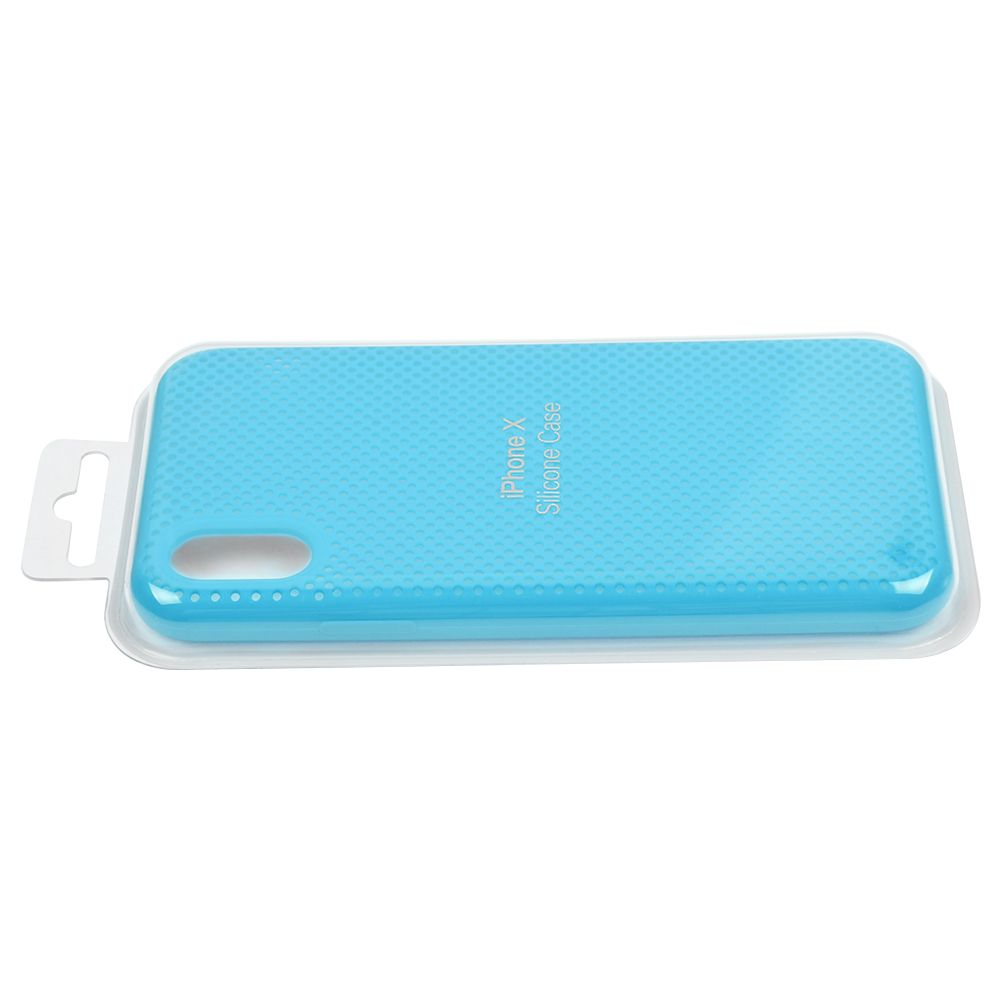 Shockproof Silica Gel Slim Case Back Cover Skin For IPHONE X
