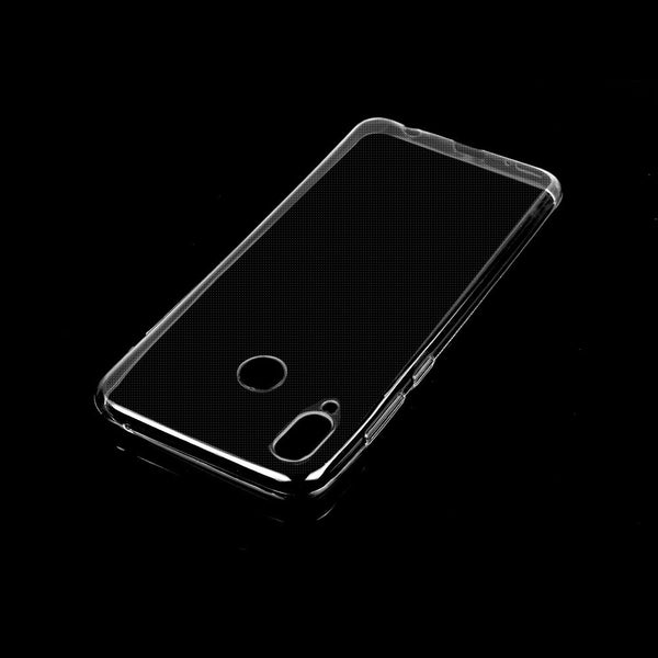 For Huawei Honor Play Soft Silicone Transparent Shockproof  TPU Cover Case Skin