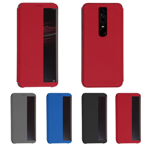 Smart Flip Leather Case Cover Phone Skin Protector for Huawei Mate RS