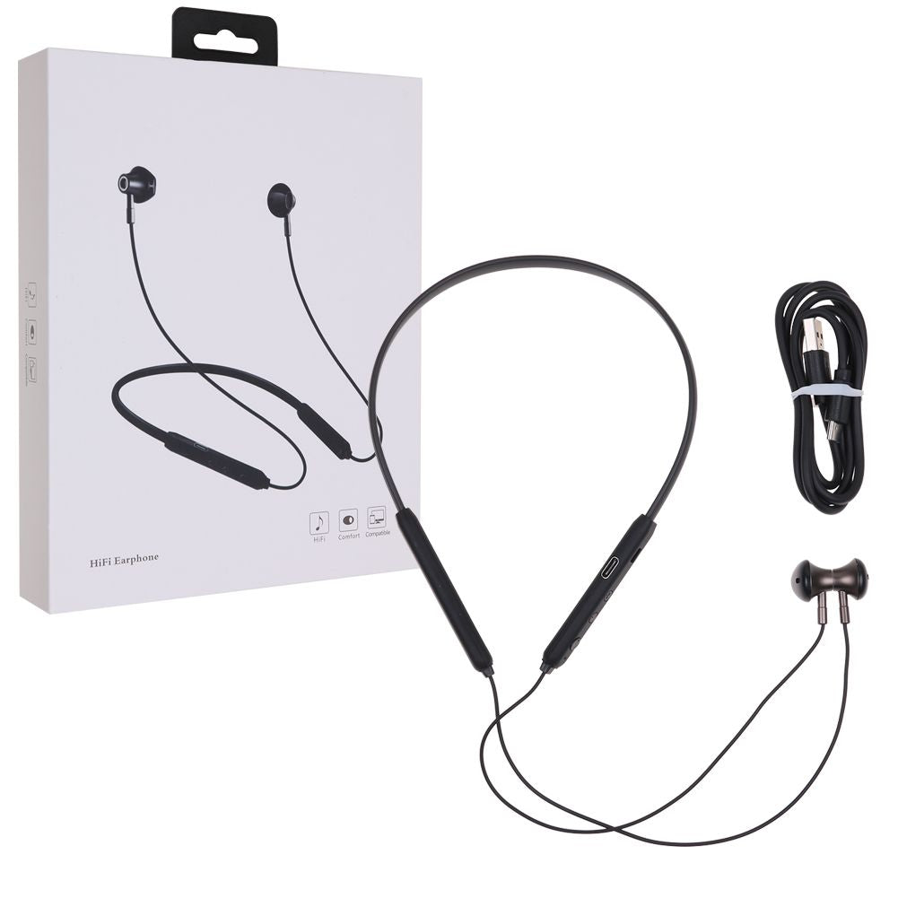 Bluetooth Headset Sport Stereo Wireless Magnetic Headphone Earphone